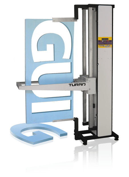 foam sign cutter
