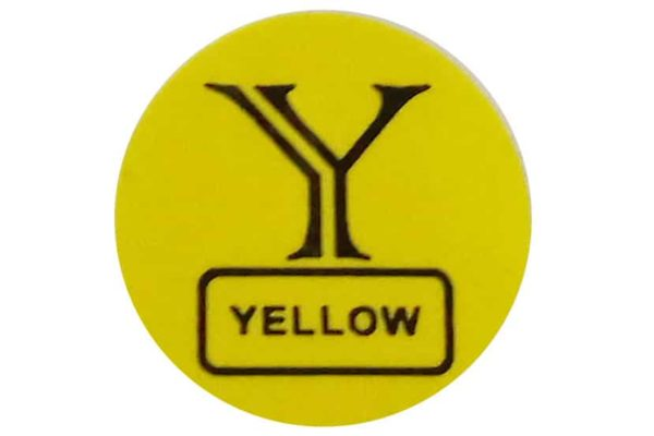 ink yellow