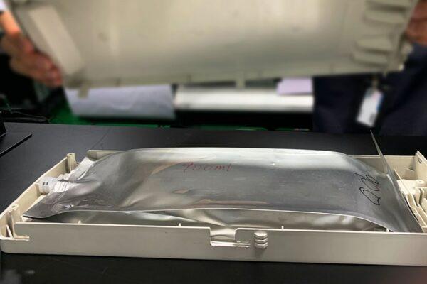 Jetbest TR2 ink in bulk system sub-tank